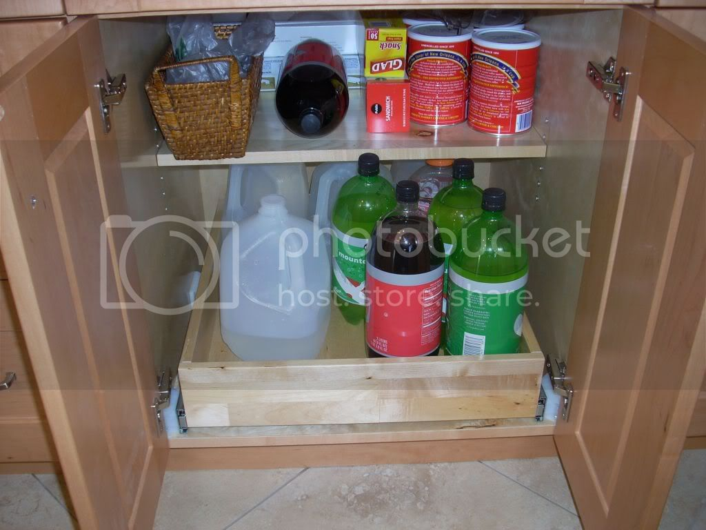 beverage storage