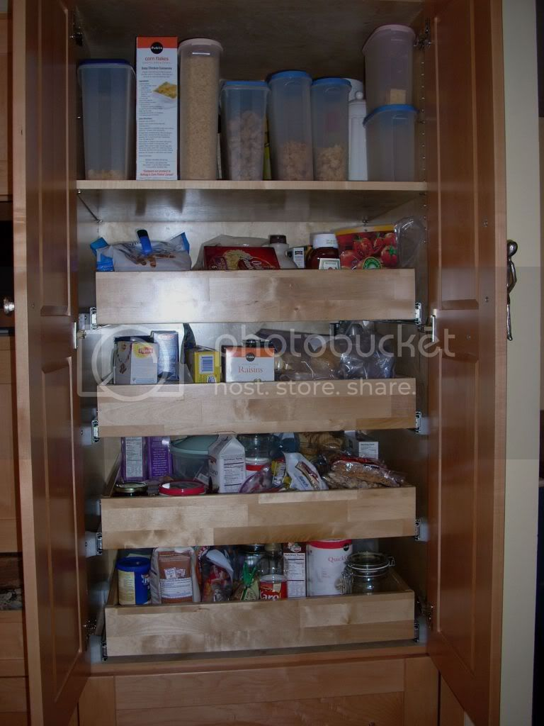 upper pantry storage-pullouts