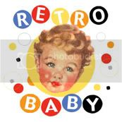 Our Guest for August- Retro Baby