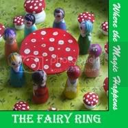 The Fairy Ring Button